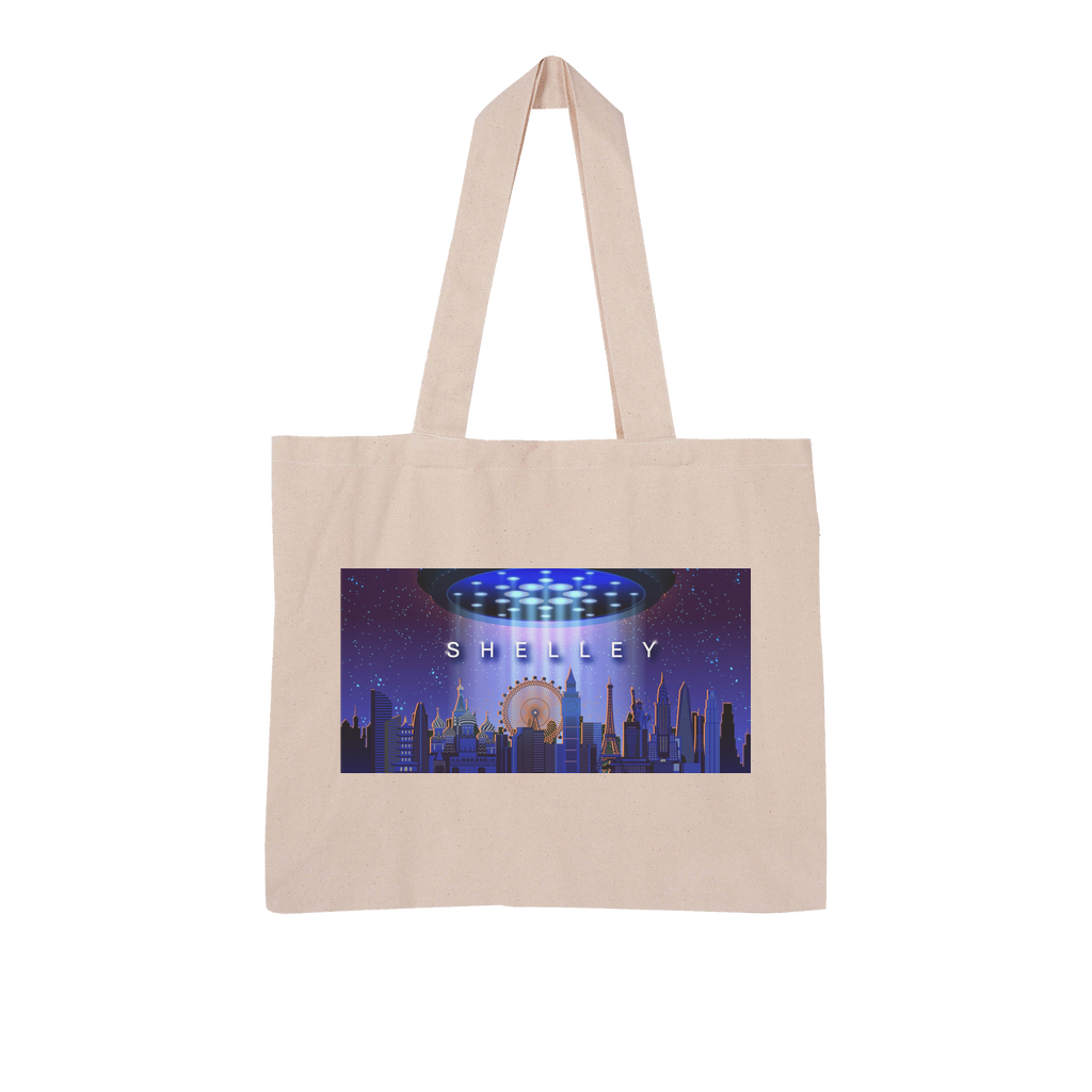 Shelley Large Organic Tote Bag