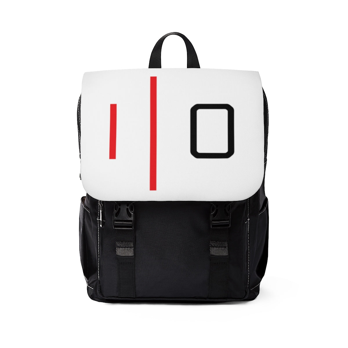 IOHK Unisex Casual Shoulder Backpack