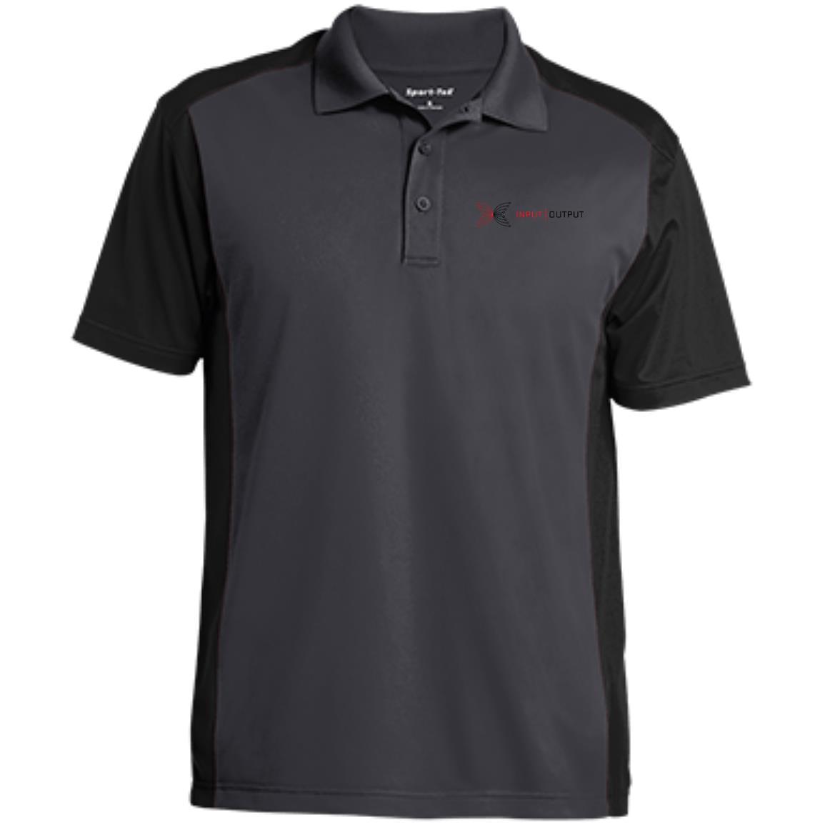 IOG Colorblock Sport-Wick Polo