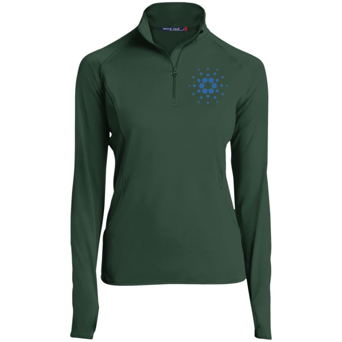 Cardano 1/2 Zip Performance Pullover