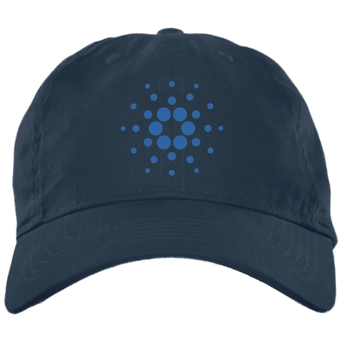 Cardano Twill Unstructured Dad Cap