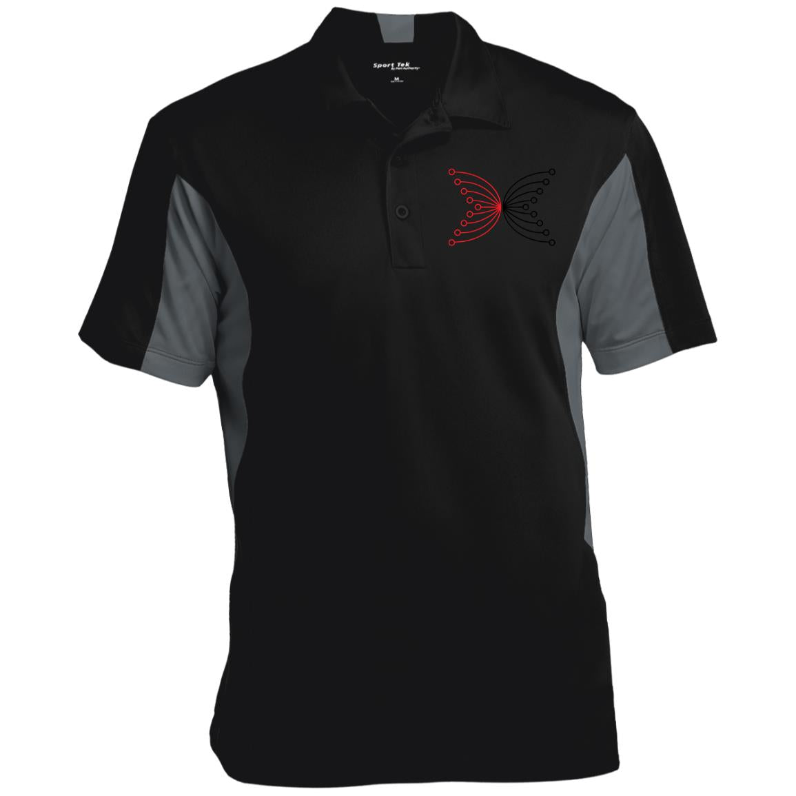 IOG Men's Colorblock Performance Polo
