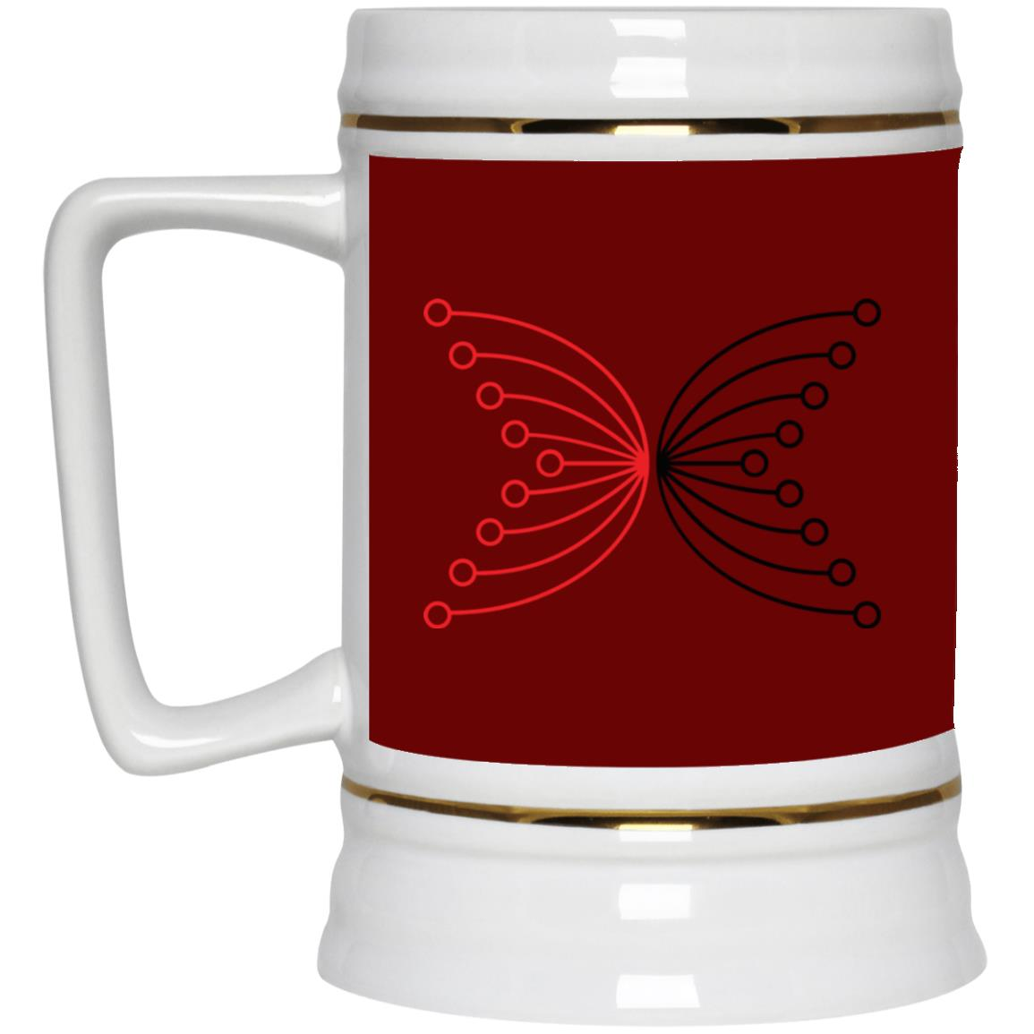 IOG Beer Stein 22oz.