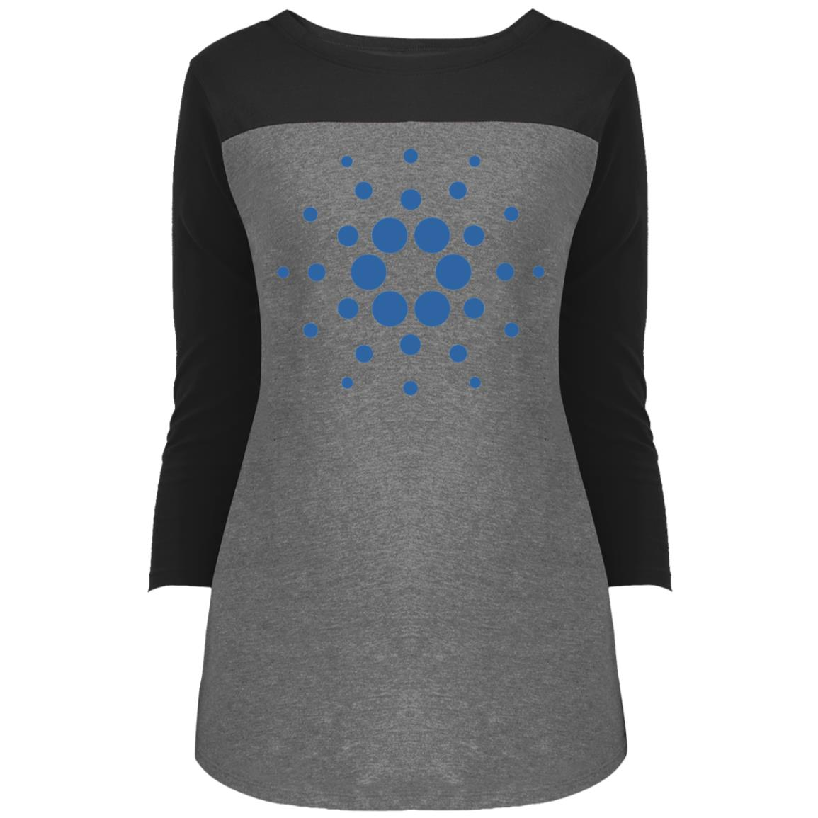 Cardano Rally 3/4 Sleeve T-Shirt