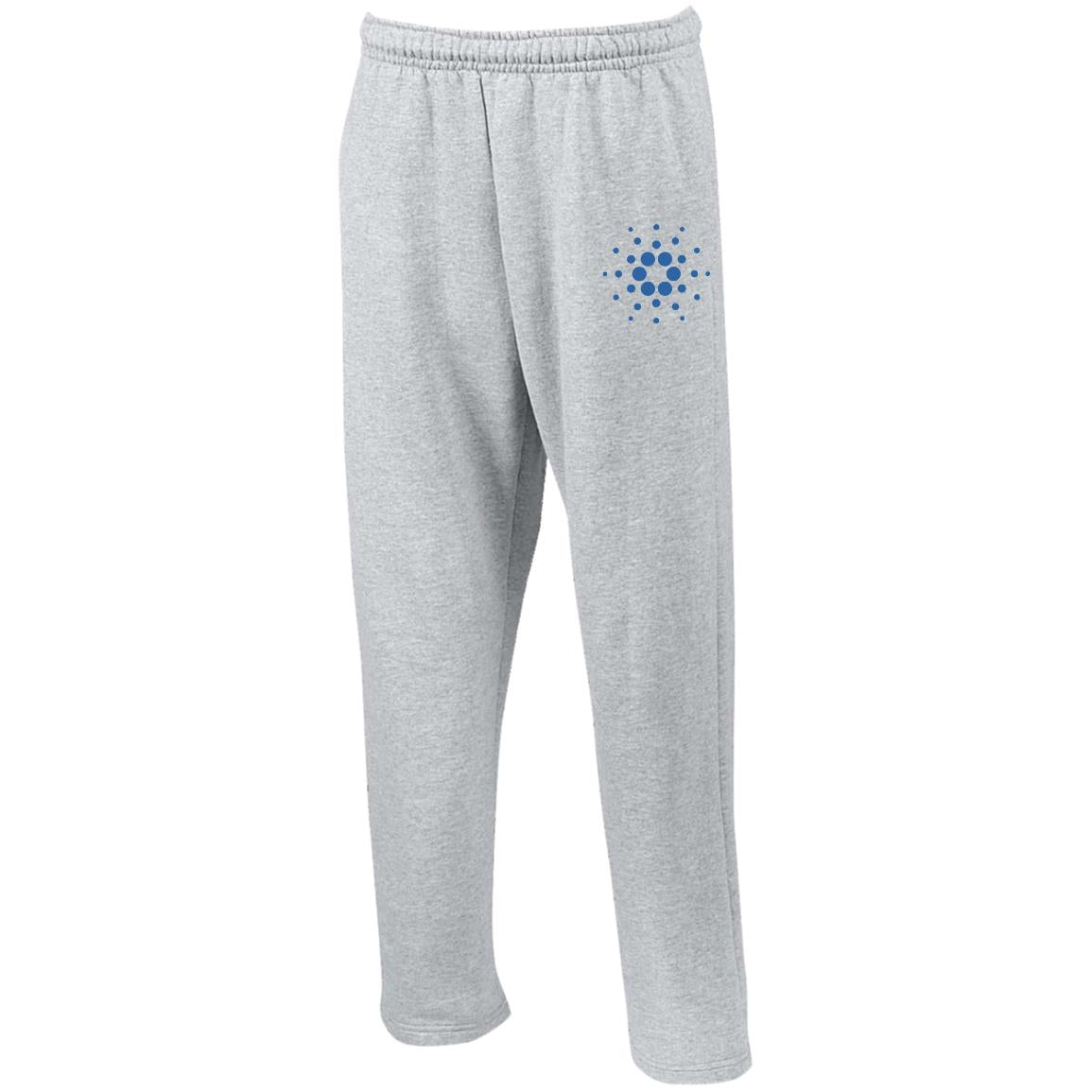 Cardano Open Bottom Sweatpants with Pockets