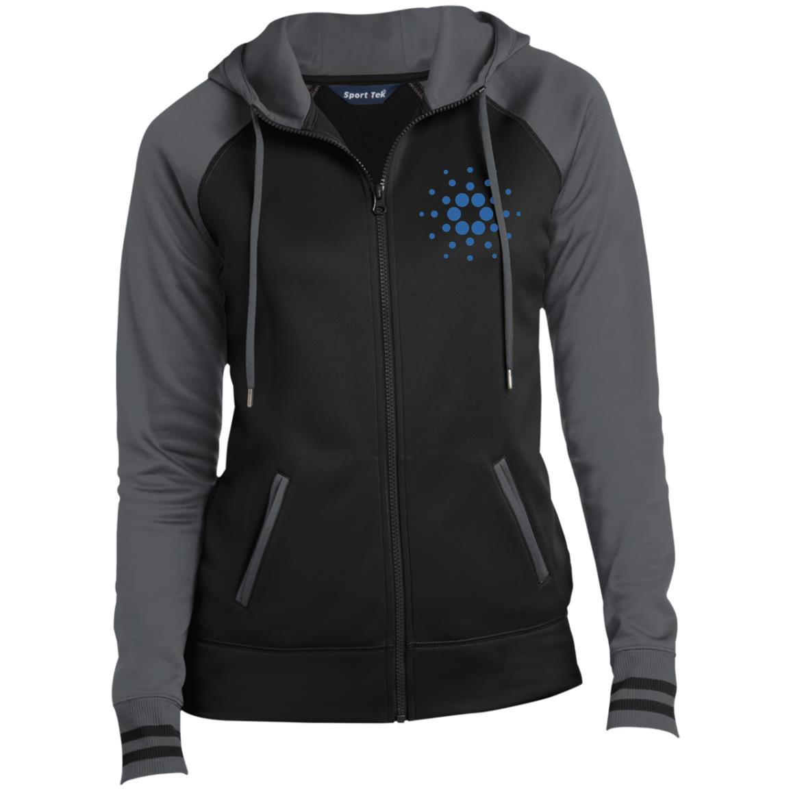 Cardano Moisture Wick Full-Zip Hooded Jacket