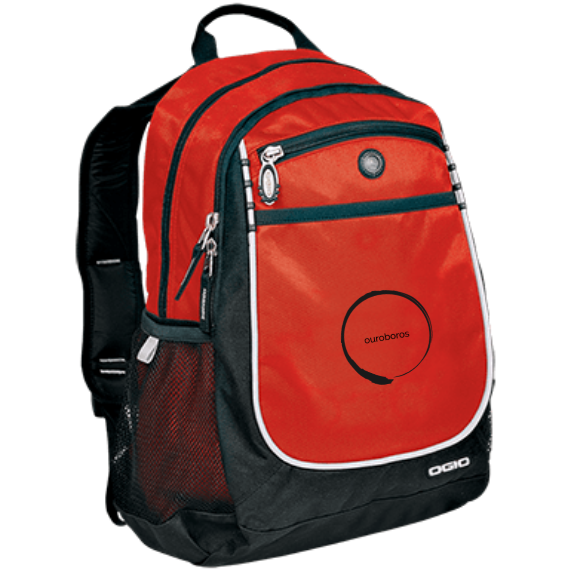 Ouroboros Rugged Bookbag