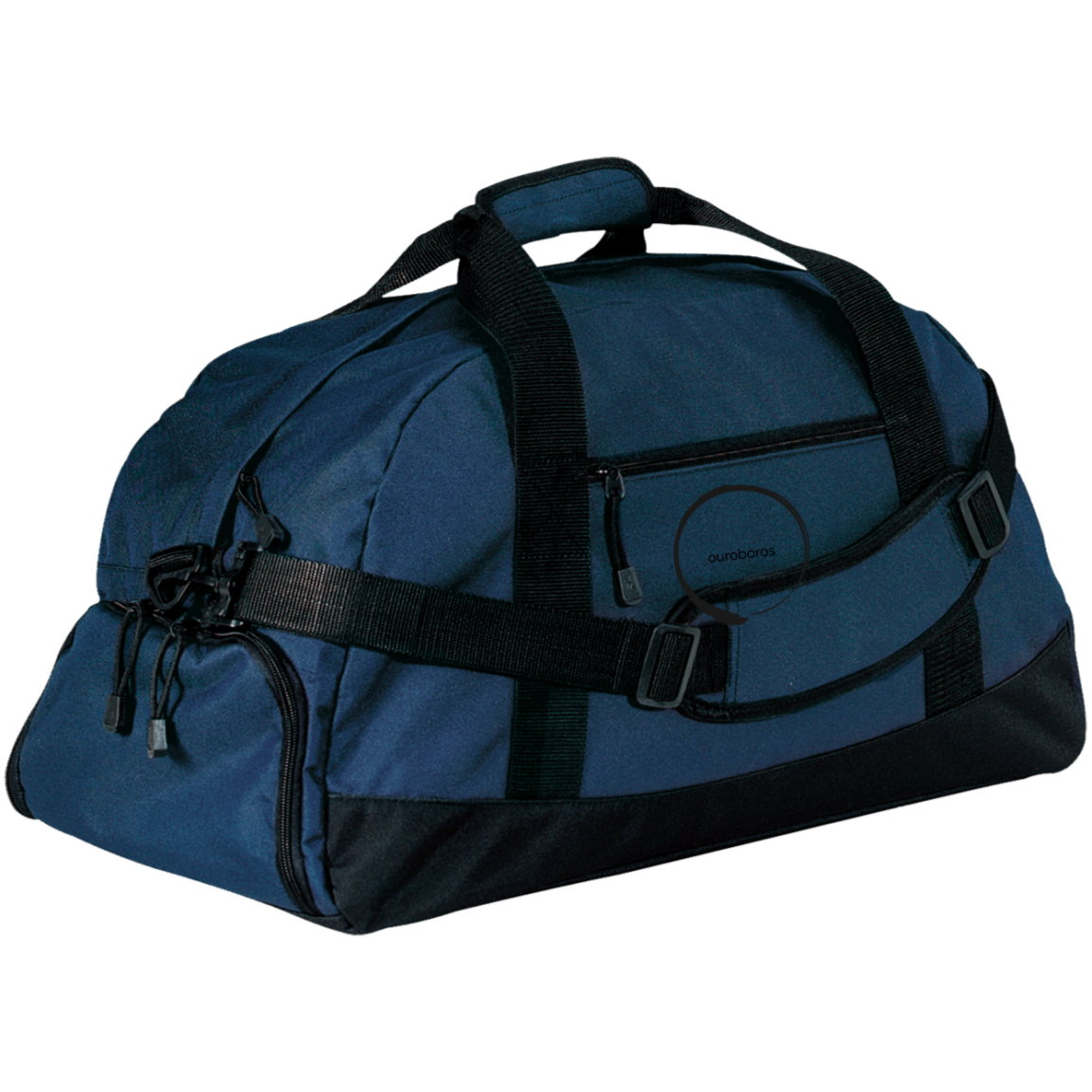 Ouroboros Basic Large-Sized Duffel Bag