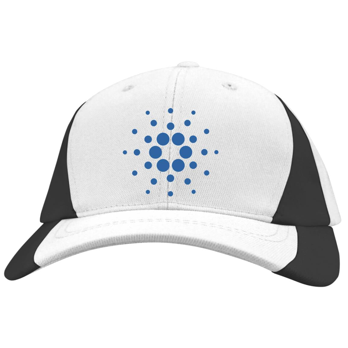 Cardano Youth Mid-Profile Colorblock Cap