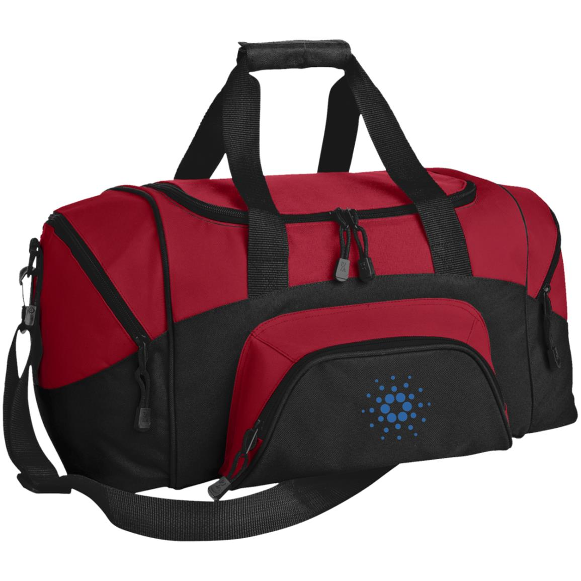 Cardano Small Colorblock Sport Duffel Bag