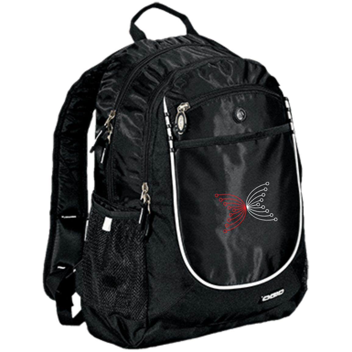 IOHK Rugged Bookbag