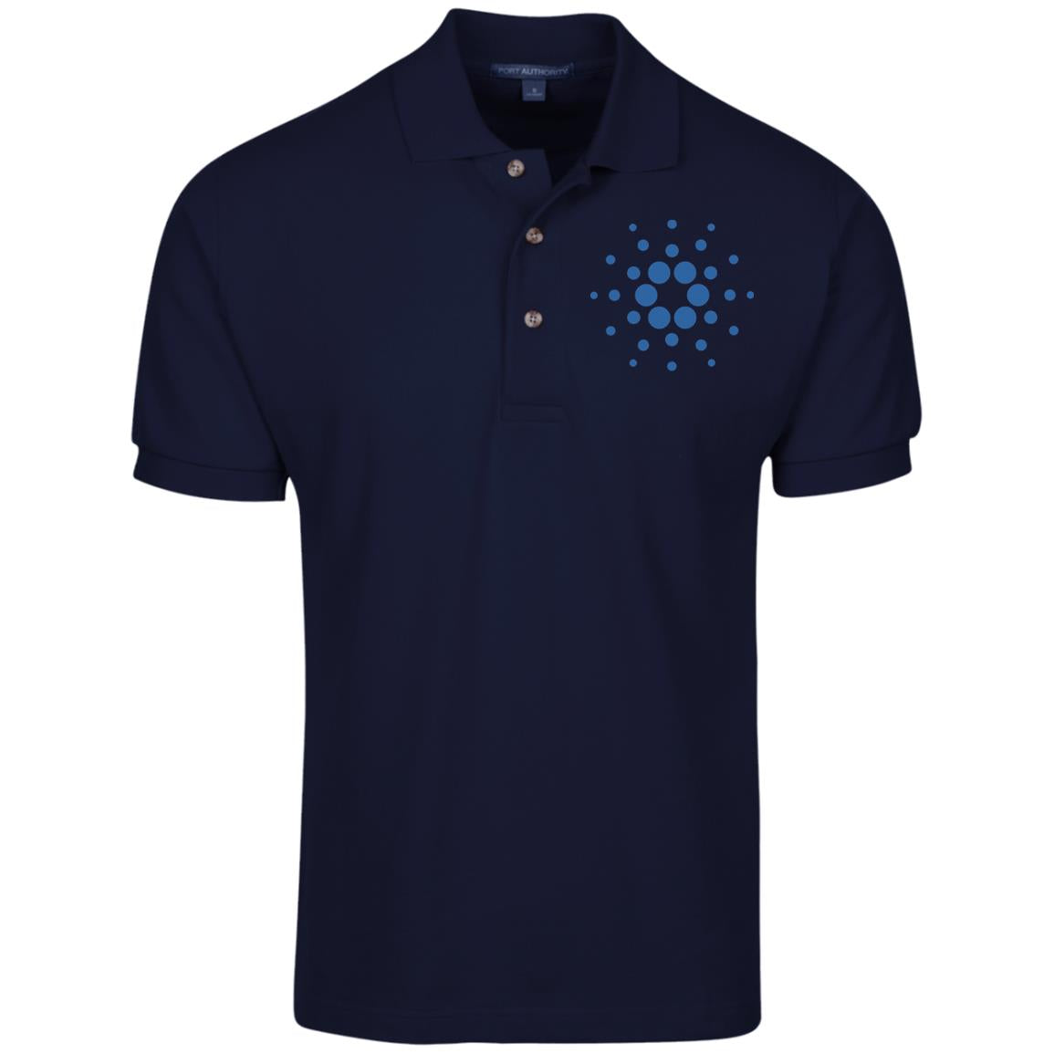 Cardano Cotton Pique Knit Polo