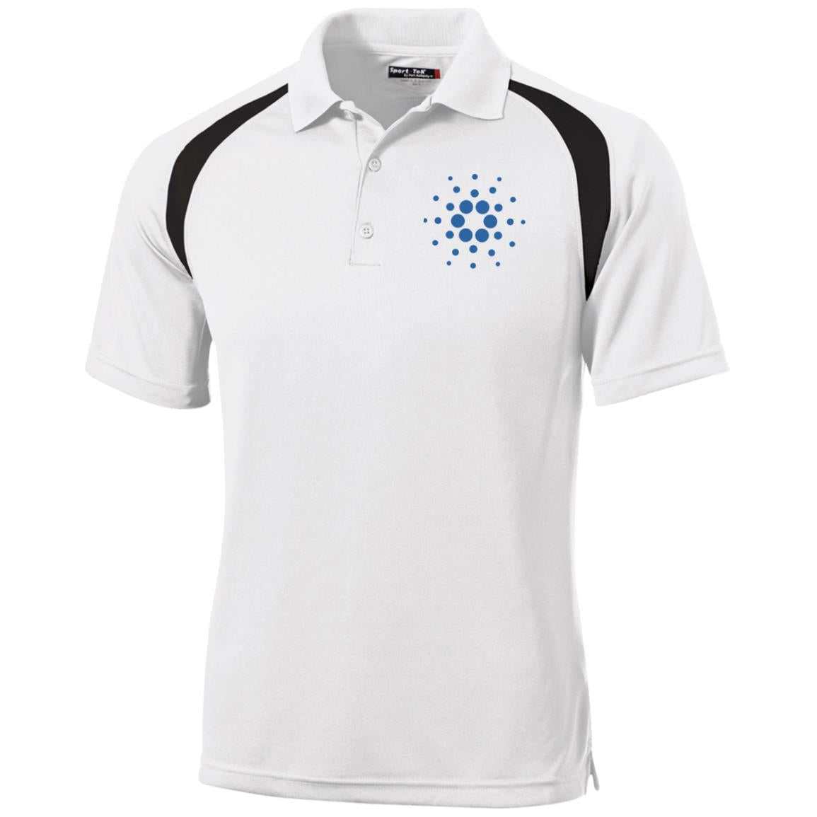 Cardano Moisture-Wicking Tag-Free Golf Shirt