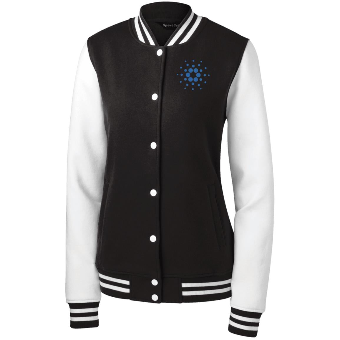 Cardano Fleece Letterman Jacket
