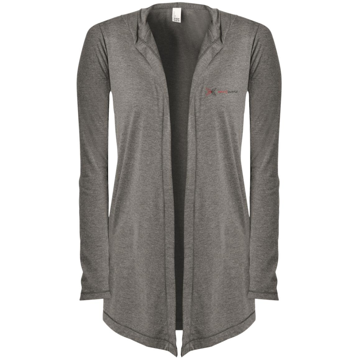 IOG Women's Hooded Cardigan