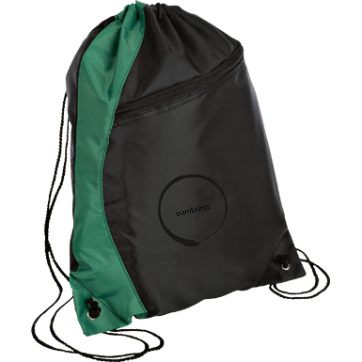 Ouroboros Colorblock Cinch Pack