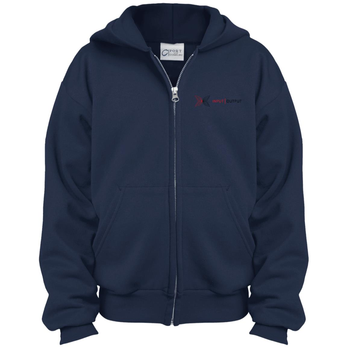 IOG Youth Full Zip Hoodie