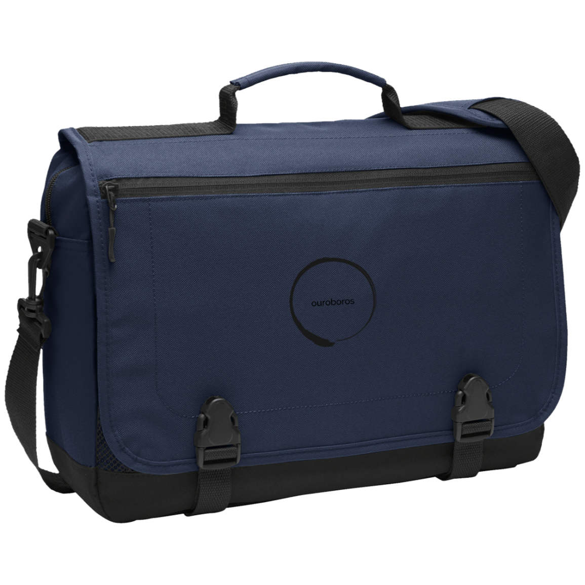 Ouroboros Messenger Briefcase