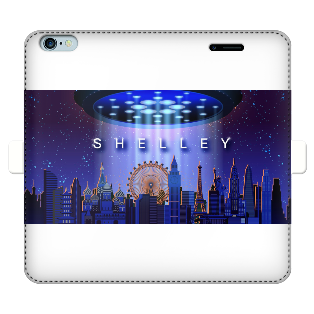 Shelley Fully Printed Wallet Cases