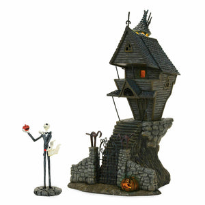 Department 56 Jack Skellington's House