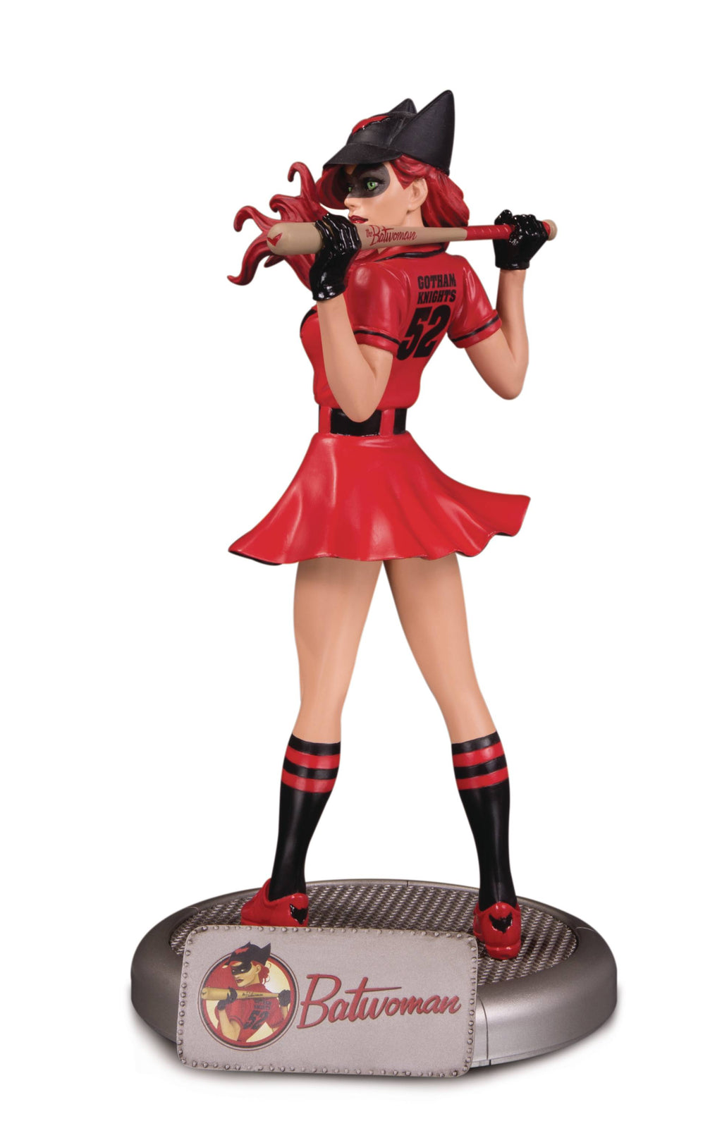 DC Bombshells Batwoman Alternate Away Uniform Statue