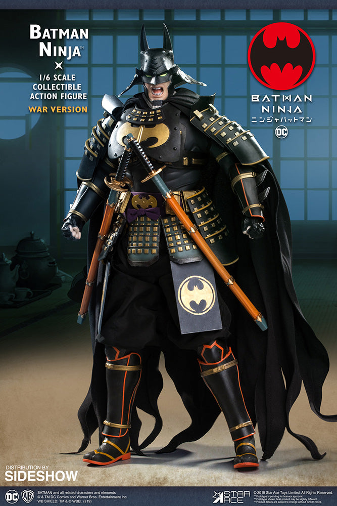 Batman Ninja (Deluxe War Version) Sixth Scale Figure