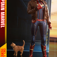 Hot Toys Captain Marvel Deluxe Sixth Scale Figure