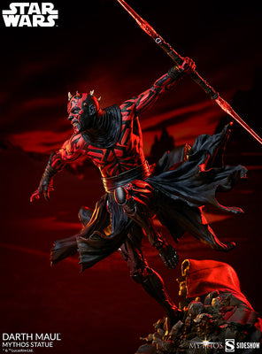 Sideshow Darth Maul Star Wars Mythos Statue