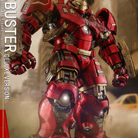 Hulkbuster Deluxe Version Sixth Scale Figure by Hot Toys