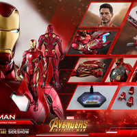 Hot Toys Iron Man Mark L Sixth Scale Figure