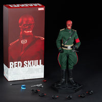 Sideshow Red Skull 1/6th Scale Figure