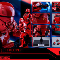 Hot Toys Sith Jet Trooper Sixth Scale Figure