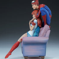 Sideshow Spider-Man and Mary Jane Maquette