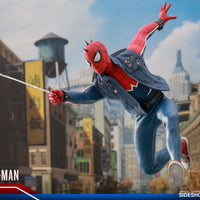 Hot Toys Spider-Man Spider-Punk Suit Sixth Scale Figure