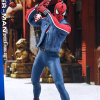 Hot Toys Spider-Punk 1/6th Scale Figure
