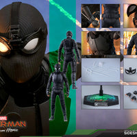 Hot Toys Spider-Man (Stealth Suit) Sixth Scale Figure