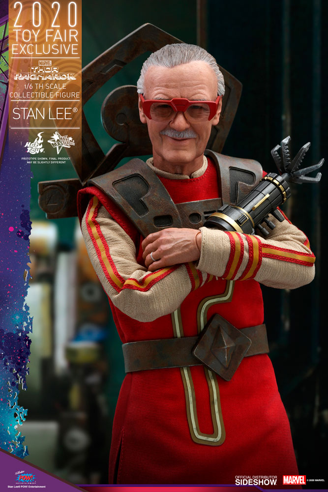 Hot Toys Stan Lee Sixth Scale Figure