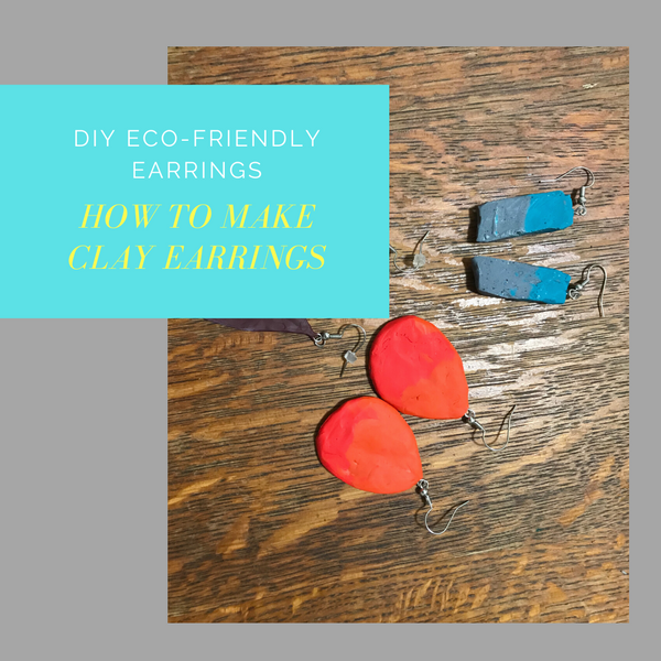 DIY Eco-Friendly Earrings