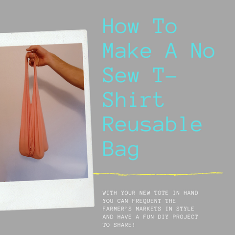 DIY REUSABLE BAG