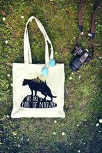We Are Part of Nature Tote Bag | Reusable Bag |