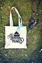 Journey is My Home Travel Car Tote Bag | Reusable Bag
