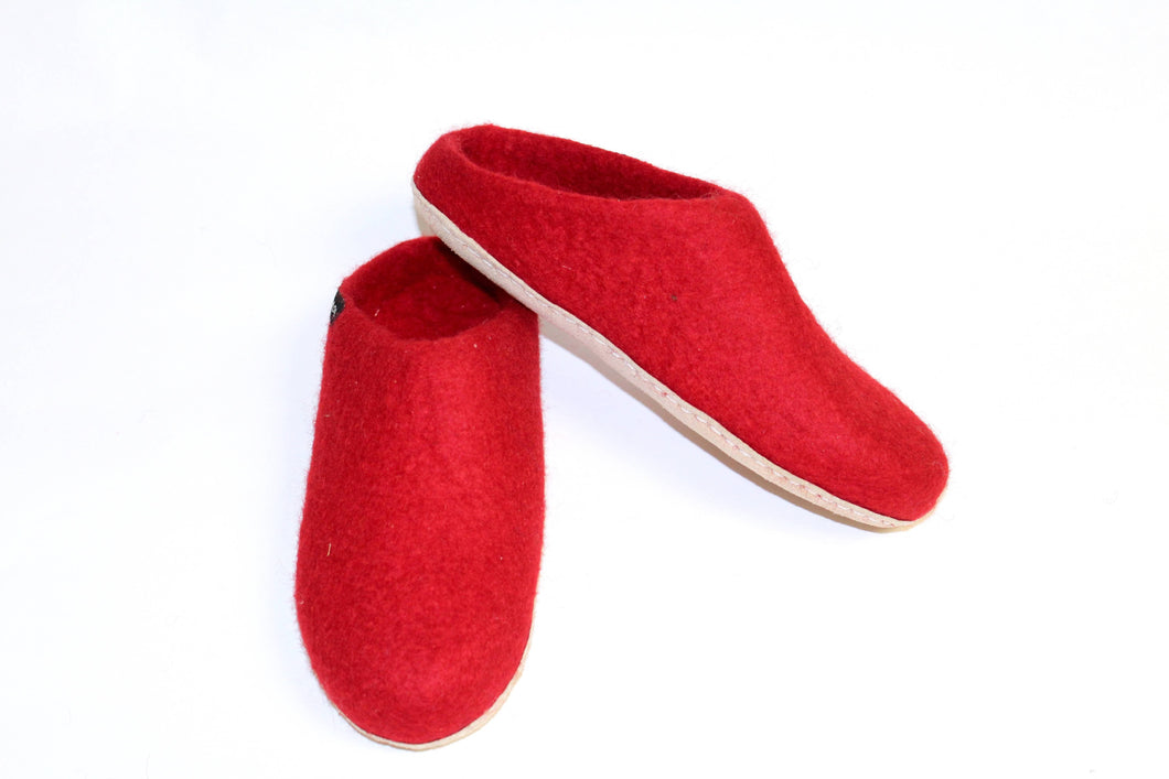 Shara Slipper Red