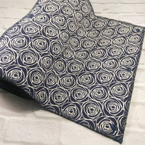 Reusable Paper Towels Navy blue