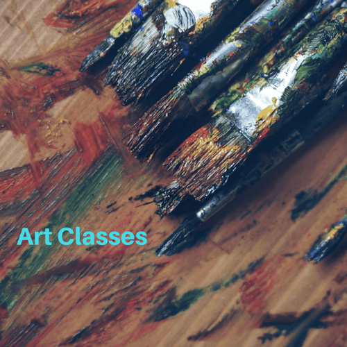 Art classes for kids in South Florida