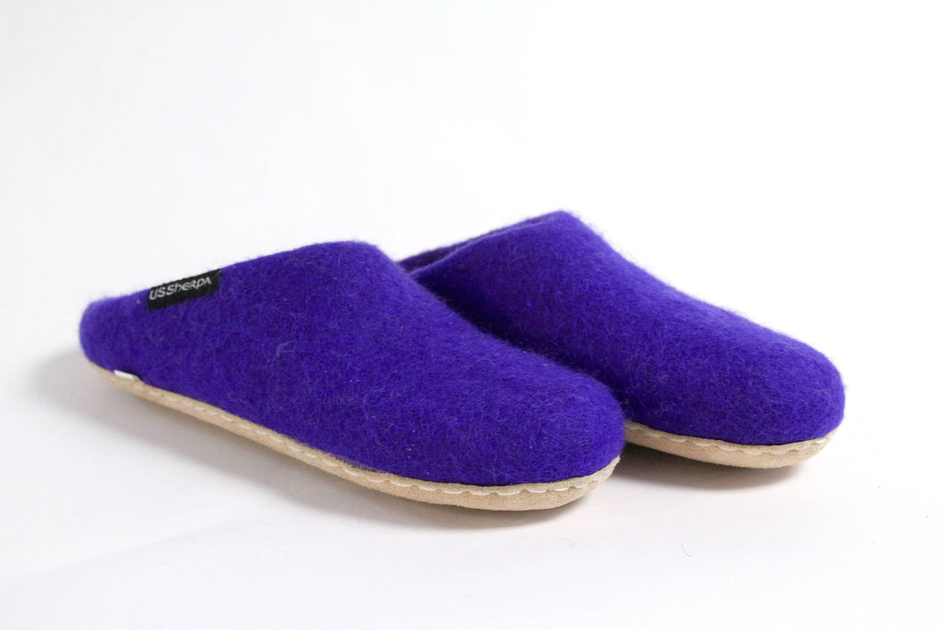 Shara Slipper Purple