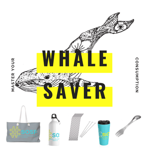 The Whale saver set