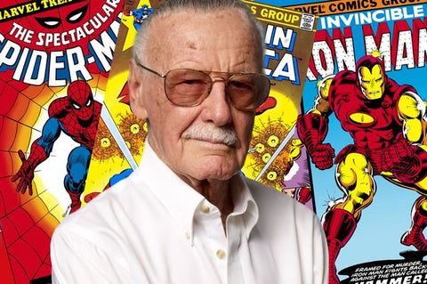 Legendary Comic Writer Stan Lee Dies Aged 95
