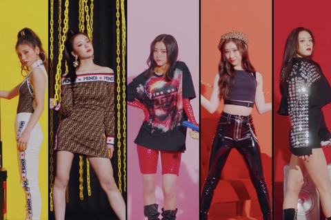 New JYP Girl Group ITZY Releases First Teaser Video