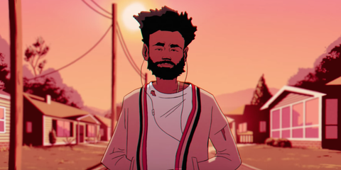 Childish Gambino's New Video Is An Easter Egg-Filled Overview of Today's Hip Hop Scene