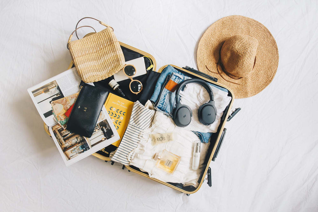 Good to go: Pack like a pro for your holidays